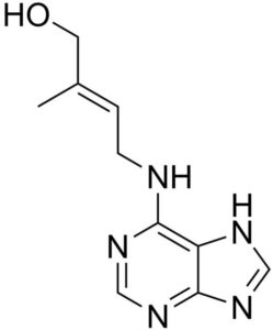 image of Chemical Structure of Cytokinin